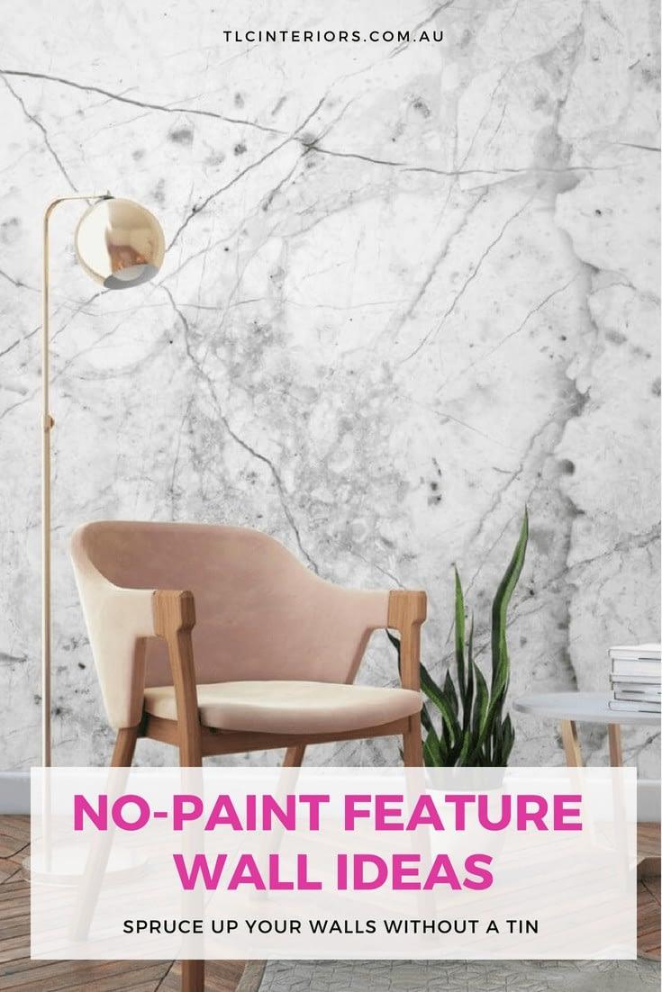 11 Striking Feature Wall Ideas That Aren T Paint Tlc Interiors